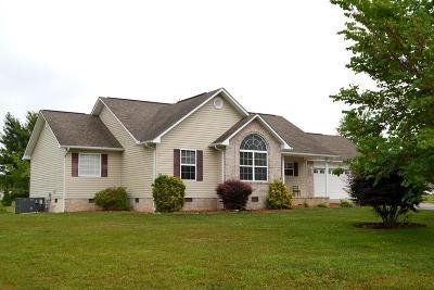 Crossville Single Family Home For Sale: 115 Sunset Ridge Drive