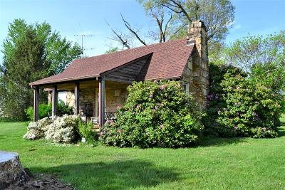 Crossville Single Family Home For Sale: 2081 Hwy 68