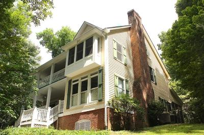 Cookeville Single Family Home For Sale: 3825 N Quinland Lake Road
