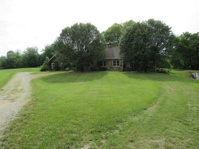 Cookeville Single Family Home For Sale: 2552 Fisk Road