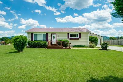 Sparta Single Family Home Active Contingency: 732 Brock Lane