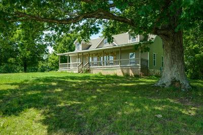 Silver Point Single Family Home For Sale: 10433 Hopewell Road