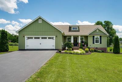 Sparta Single Family Home For Sale: 135 Saddle Drive