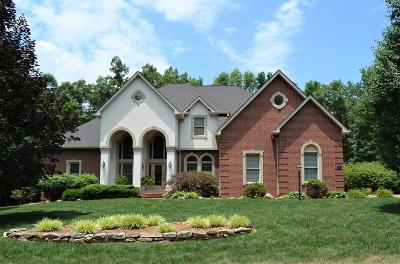 Crossville Single Family Home For Sale: 84 Quail Hollow Ct.
