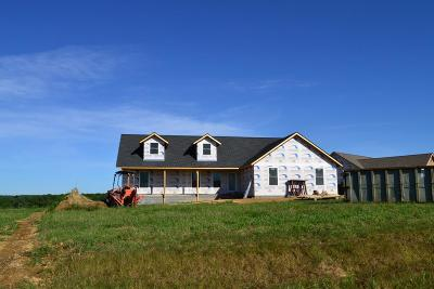 Crossville Single Family Home For Sale: 960 Shadow Mountain Drive