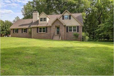 Cookeville Single Family Home For Sale: 3862 Post Oak Circle