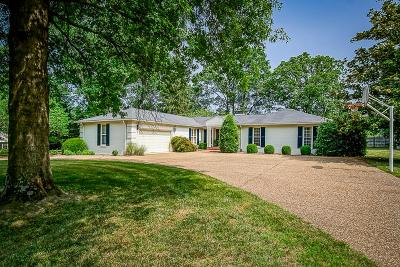Cookeville TN Single Family Home Active Contingency: $389,900