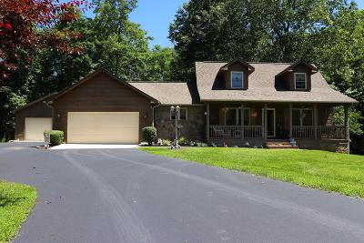 Byrdstown TN Single Family Home For Sale: $298,700