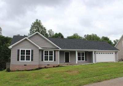 Cookeville Single Family Home For Sale: 3100 Falcon Trail