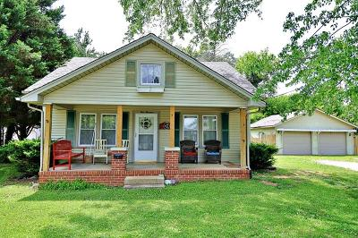 Cookeville Single Family Home For Sale: 414 North Maple Avenue
