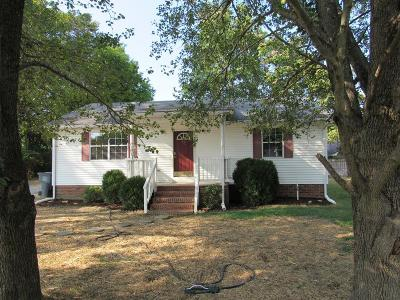 Cookeville Single Family Home For Sale: 88 E 15th Street