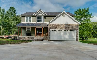 Sparta TN Single Family Home For Sale: $429,000