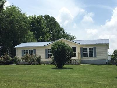 Crossville TN Mobile/Manufactured For Sale: $95,900