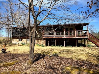 Jamestown TN Single Family Home For Sale: $260,000