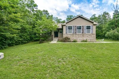 Crossville Single Family Home For Sale: 2019 Tres Cir.