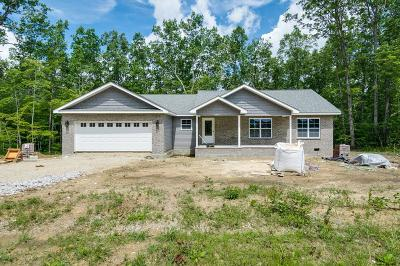 Crossville Single Family Home Active Contingency: 415 Blackfoot Dr