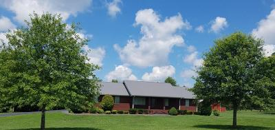 Sparta Single Family Home For Sale: 375 Dobbs Cemetery Road