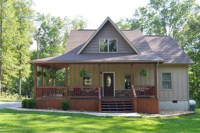 Crossville Single Family Home For Sale: 197 Rogers Rd