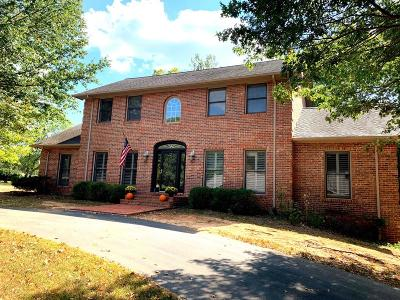 Cookeville Single Family Home For Sale: 400 Concord Drive