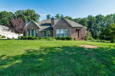Cookeville Single Family Home For Sale: 3821 Plantation Drive