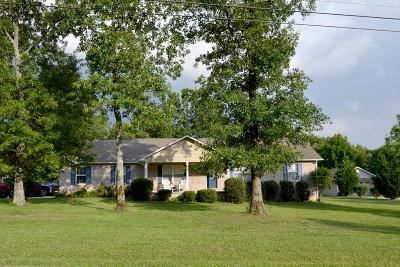 Crossville Single Family Home For Sale: 209 Locksley Circle