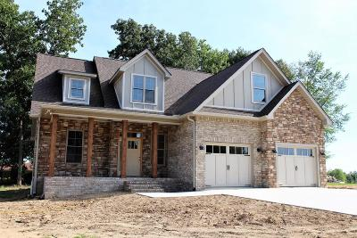 Cookeville Single Family Home For Sale: 630 Bradford Trace