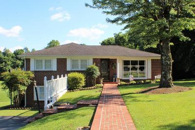 Livingston Single Family Home For Sale: 301 S Hillcrest Drive
