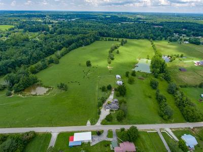 Baxter Residential Lots & Land For Sale: Academy Rd