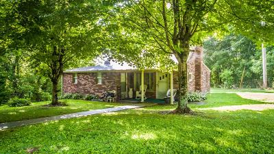 Gainesboro Single Family Home For Sale: 1005 York Highway