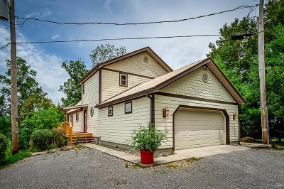 Gainesboro Single Family Home For Sale: 155 Hawks Nest Drive