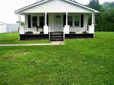 Livingston Single Family Home For Sale: 724 Old Celina Rd