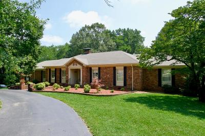 Cookeville Single Family Home Active Contingency: 695 N. Pickard Avenue