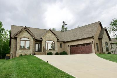 Crossville Single Family Home For Sale: 211 Forest Hill Drive