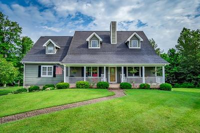 Gainesboro Single Family Home For Sale: 294 Kendallwood Drive