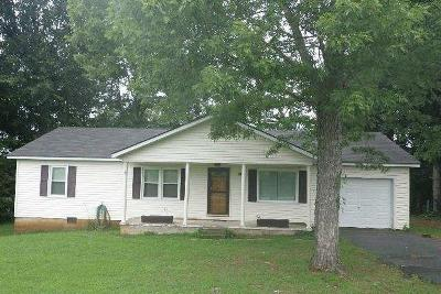 Sparta Single Family Home For Sale: 526 Golden Herren Rd.