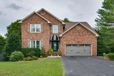 Cookeville Single Family Home For Sale: 1075 Independence Court