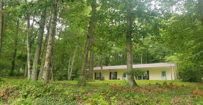 Single Family Home For Sale: 1034 Star Point Rd