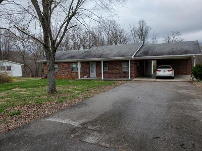 Livingston Single Family Home For Sale: 1579 Rickman Rd