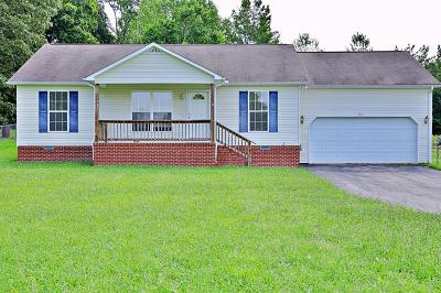 Cookeville Single Family Home For Sale: 1015 Anderson Lane