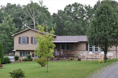 Rockwood TN Single Family Home For Sale: $298,500