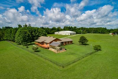 Crossville Single Family Home For Sale: 2470 Pomona Rd.