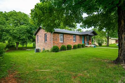 Sparta TN Single Family Home For Sale: $132,900