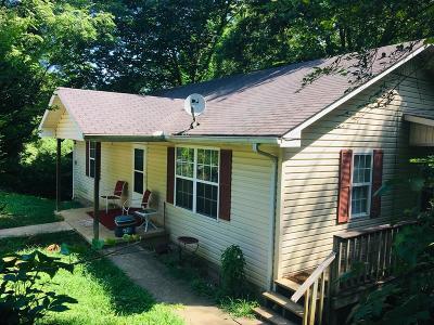 Gainesboro TN Single Family Home For Sale: $52,500