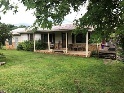Celina Single Family Home For Sale: 318 Jefferson
