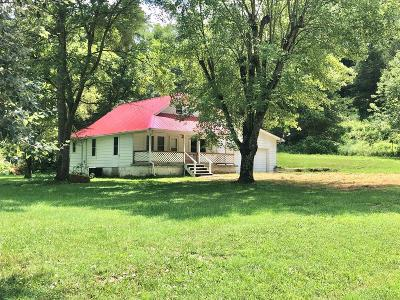 Livingston Single Family Home Active Contingency: 298 Old Eagle Creek