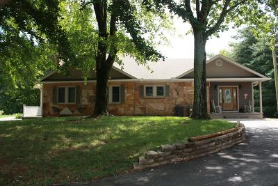 Byrdstown Single Family Home For Sale: 513 Magnolia Ave