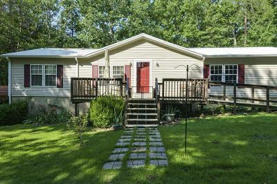 Spencer Single Family Home Active Contingency: 194 Spike Buck Road