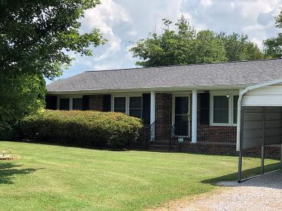 Sparta Single Family Home For Sale: 256 Jim Hennessee