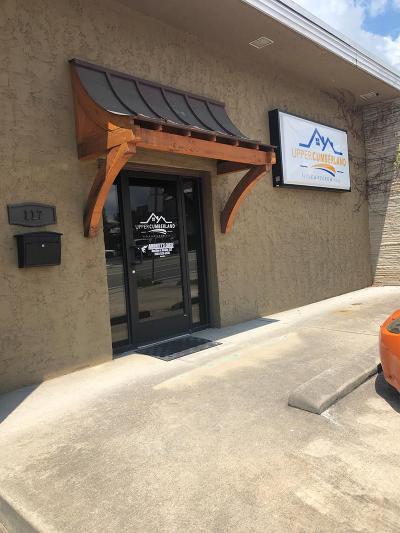 Cookeville Commercial For Sale: 117 S. Jefferson Avenue