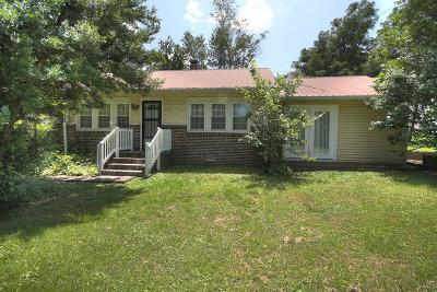 Cookeville Single Family Home For Sale: 440 W. 3rd Street